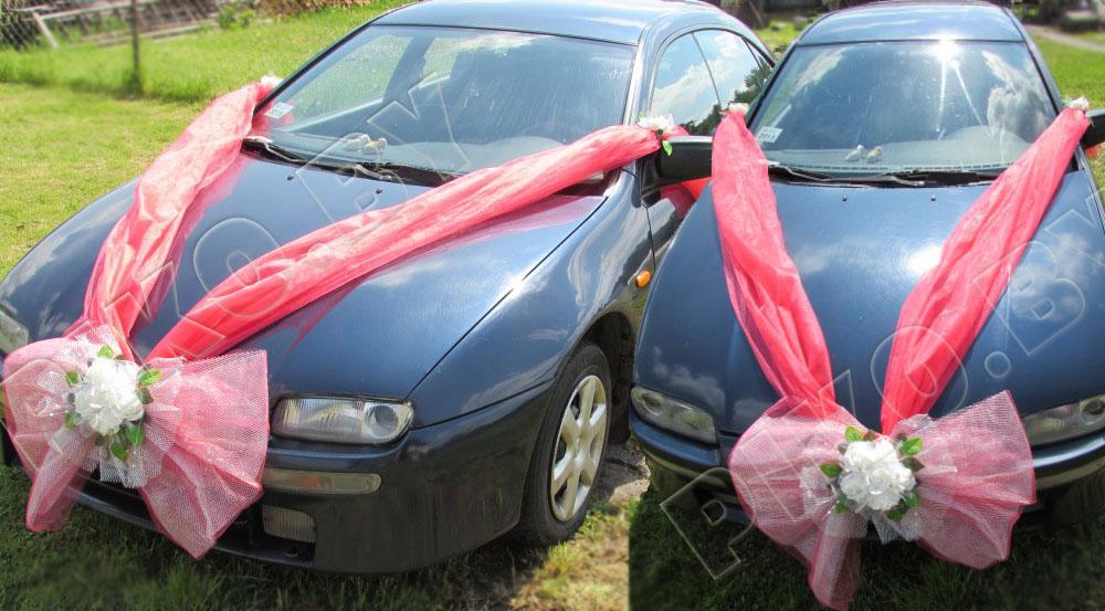 Оформление машин на свадьбу фото своими руками 20