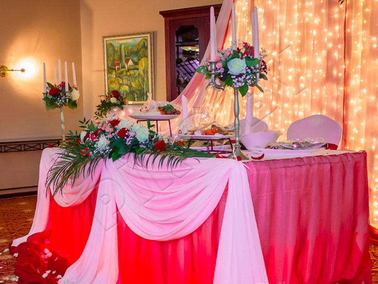Синяя свадьба в новосибирске - Свадебные букеты