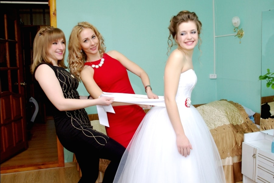148Поздравление свидетельницы для невесты
